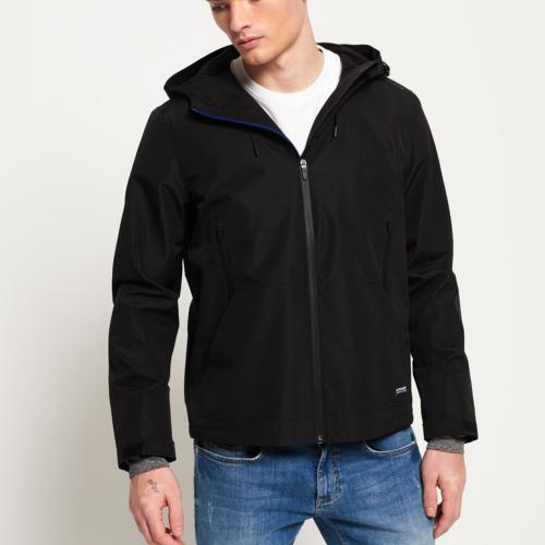 Blouson homme Superdry Elite Windcheater noir