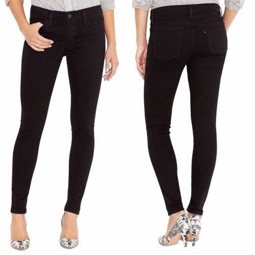 Jean Femme Levis 710 Innovation Skinny Super Noir q4qrBxA