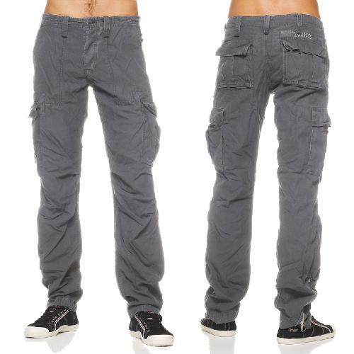 Pantalon treillis japan rags mirador gris - Pantalon treillis femme le temps des cerises ...