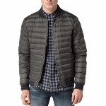 blouson Tommy Hilfiger homme teddy