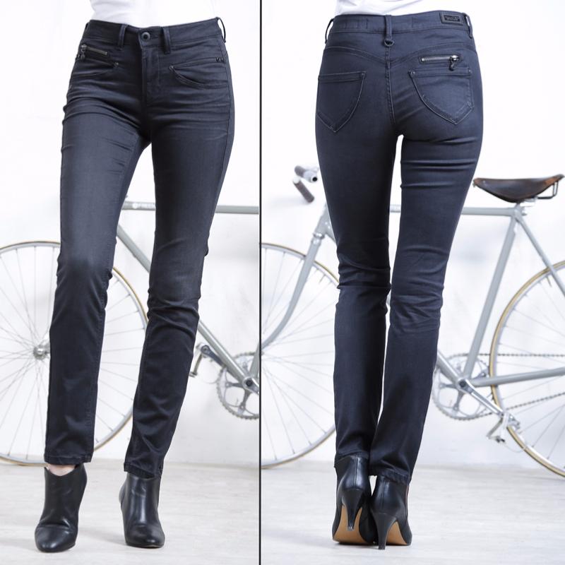hot sale online fast delivery best choice Jean femme Freeman T Porter Alexa High Waist slim taille haute