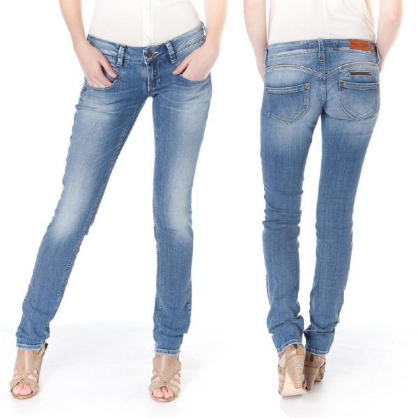 jeans freeman porter femme pas chers coupe skinny slim. Black Bedroom Furniture Sets. Home Design Ideas