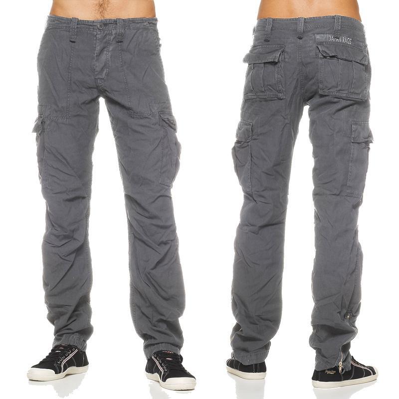 Pantalon Treillis Japan Rags Mirador gris