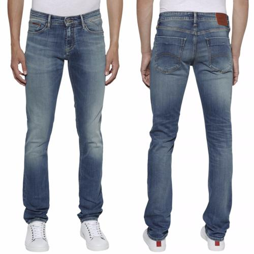 Jean Tommy Hilfiger Denim homme Scanton slim