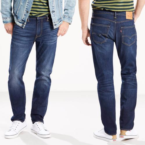 Jean Levis 502 city park coupe regular taper pour homme