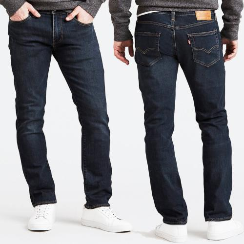 Jean Levis 511 zebroïd Adapt coupe slim fit homme