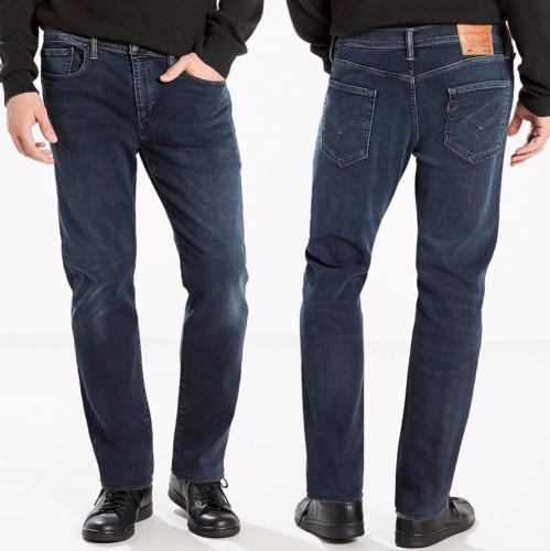 Jean Levis 502 performance eyser coupe regular taper pour homme