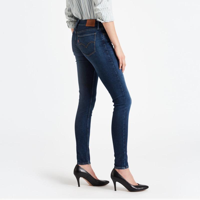 Jean Levis femme 710 innovation super skinny it's on