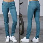 Pantalon Freeman T Porter Alexa Magic color bleu / vert