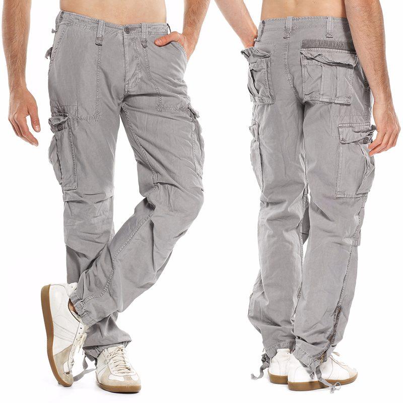 Treillis japan rags mod le mirador gris steeple grey - Pantalon treillis japan rags ...
