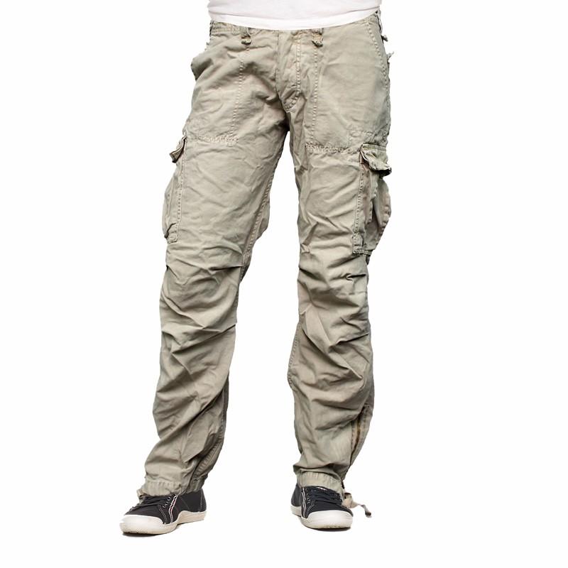 Treillis japan rags mod le mirador beige - Pantalon treillis japan rags ...