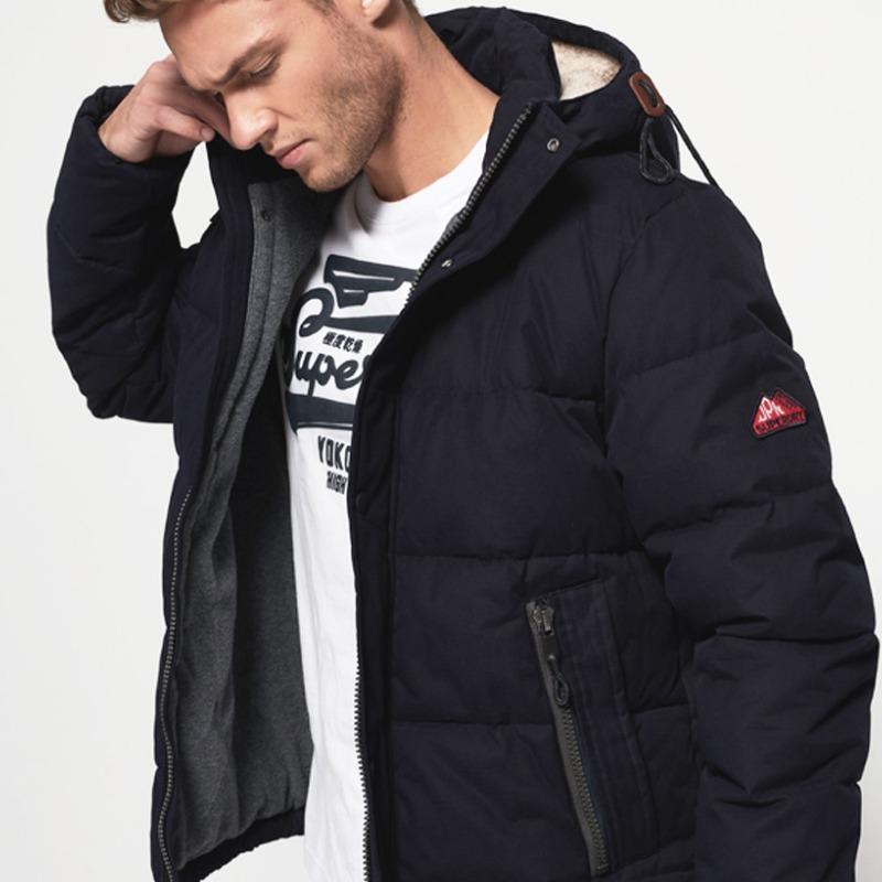 Blouson Superdry homme Academy Jacket · Blouson Superdry homme Academy  Jacket ... 2a1ad79d43ce