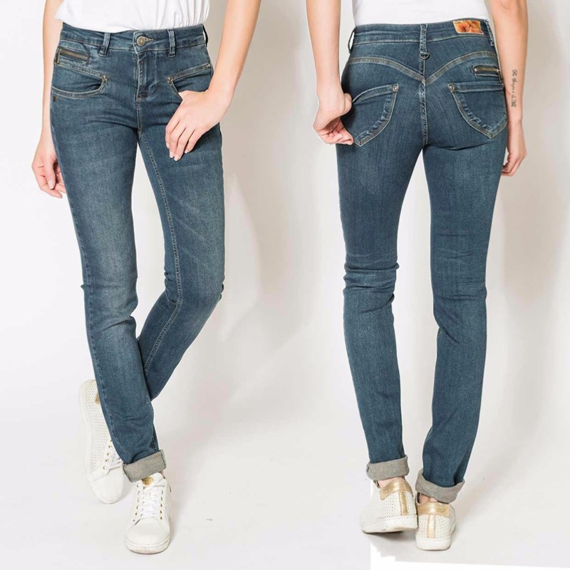 Freeman T Porter Alexa Jeans Femme