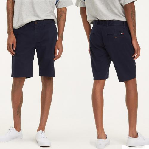 Chino Short Tommy Hilfiger Jeans bleu marine