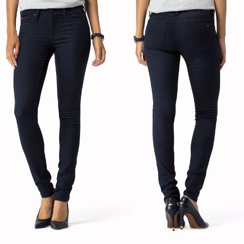 nouvelle collection tommy hilfiger jeans pour femme. Black Bedroom Furniture Sets. Home Design Ideas