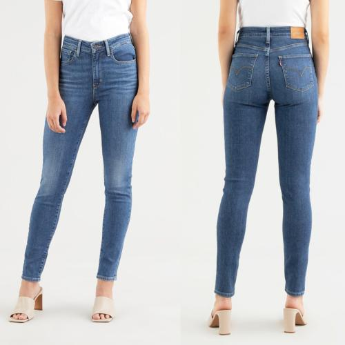 Jean Levi's ® femme 721 Good Afternoon skinny taille haute