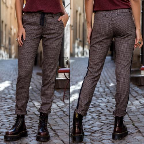 Pantalon city Freeman T Porter femme Lisea country