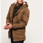 Parka Superdry New Military pour homme