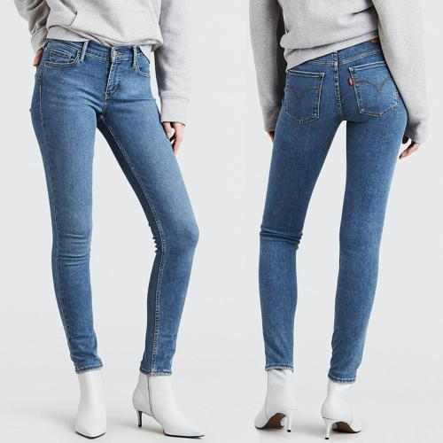 Jean Levis 710 innovation super skinny femme chelsea angels