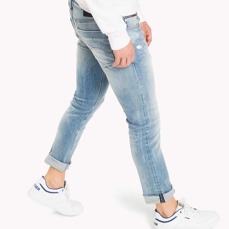 Jean Tommy Hilfiger Jeans homme Scanton Dynamic alison blue