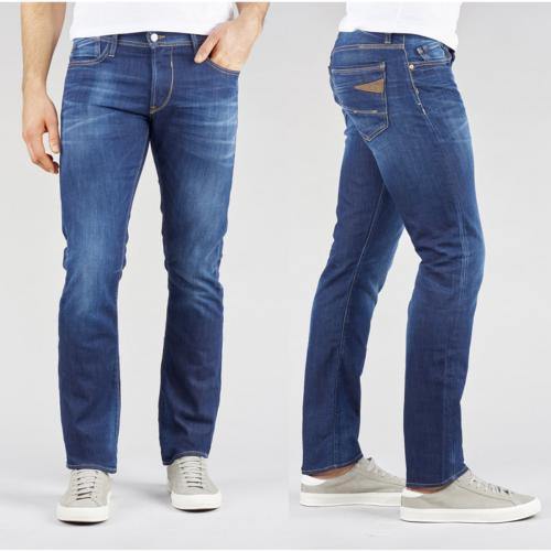 Jeans ltc japan rags pantalons treillis pour homme - Pantalon treillis japan rags ...