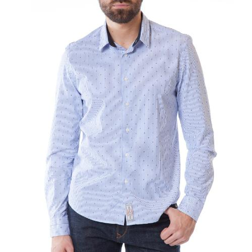 Chemise freeman t porter cedar alessio for Freeman t porter homme