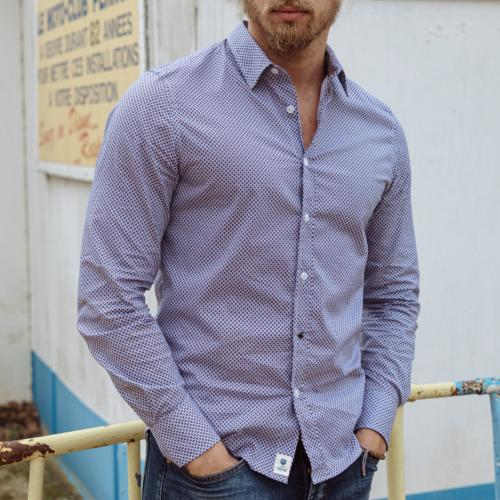 Chemise Freeman T Porter homme Come Classy