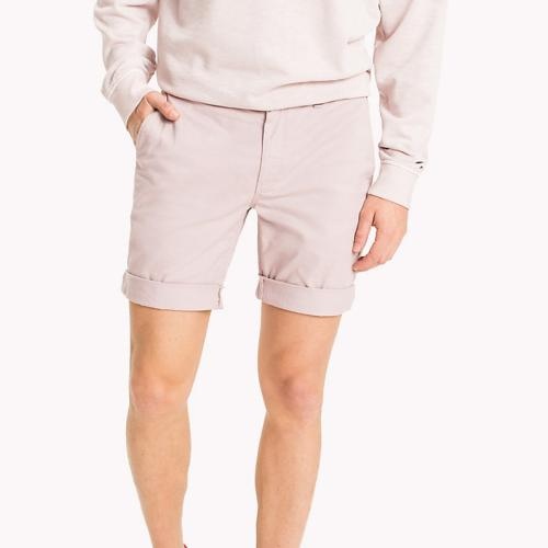 Chino Short rose Tommy Hilfiger Jeans pour homme