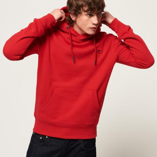 Sweat capuche Superdry homme Collective Hood rouge