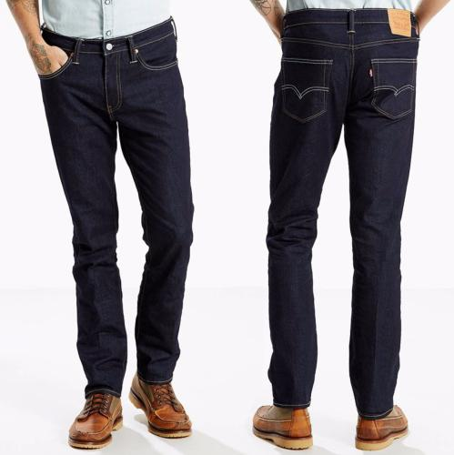 Jean Levi's ® 511 coupe slim fit homme délavage brut rock cod