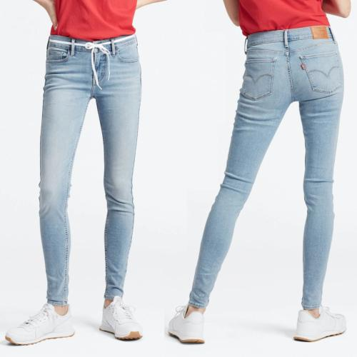 Jean Levis 710 innovation super skinny globe trotter