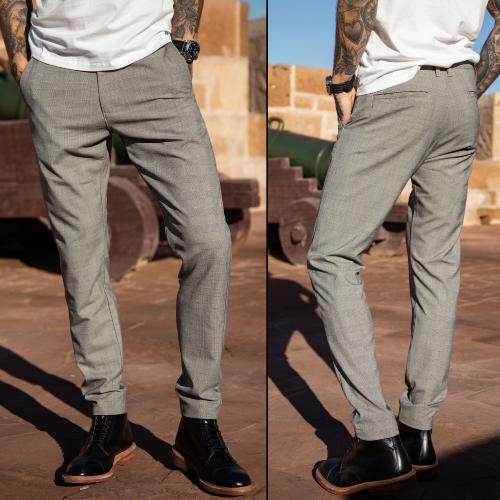 Pantalon city Freeman T Porter homme Shen Macheck