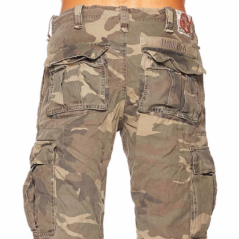 Treillis japan rags mod le mirador camo - Pantalon treillis japan rags ...