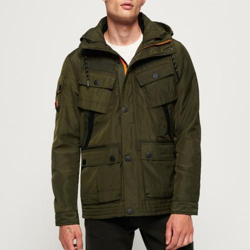 Veste army Superdry Icon Military Jacket kaki