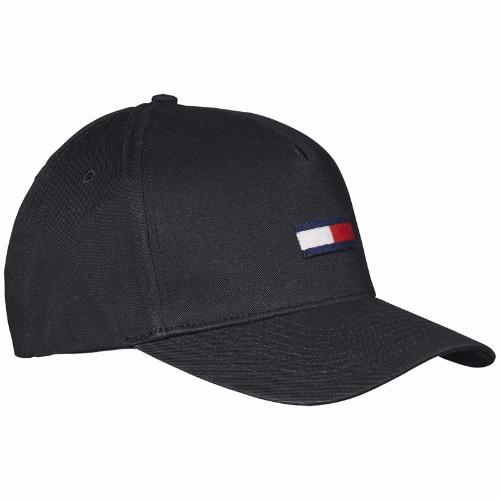 casquette tommy hilfiger flag cap noire. Black Bedroom Furniture Sets. Home Design Ideas