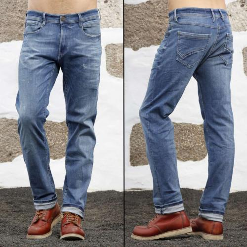 Jeans homme Freeman T Porter Jimmy Nado Light