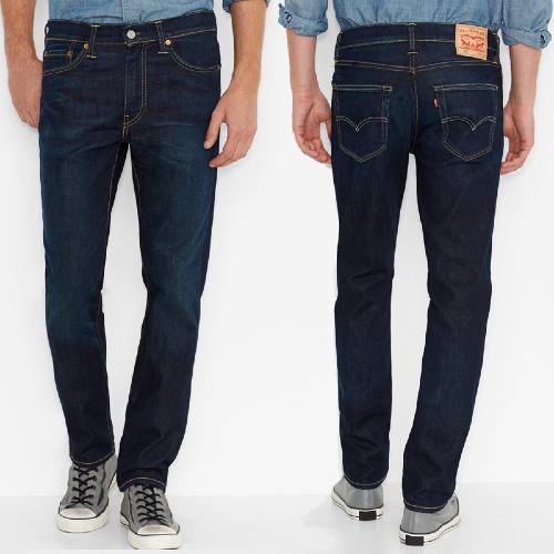 jeans levis 501 homme levis 511 502 512 ou 527 droit ou slim. Black Bedroom Furniture Sets. Home Design Ideas