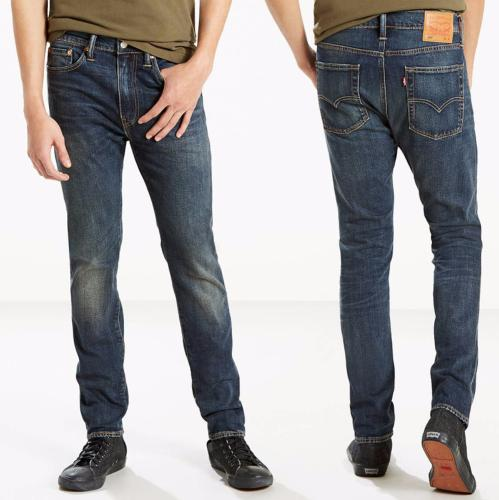 Jean Levis 510 Madison Square coupe skinny homme