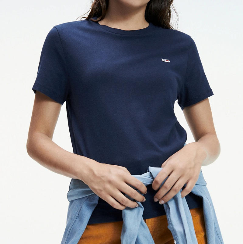 t-shirt femme tommy hilfiger