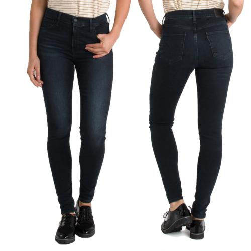 Jean Levis femme 720 high rise super skinny get to the point taille haute