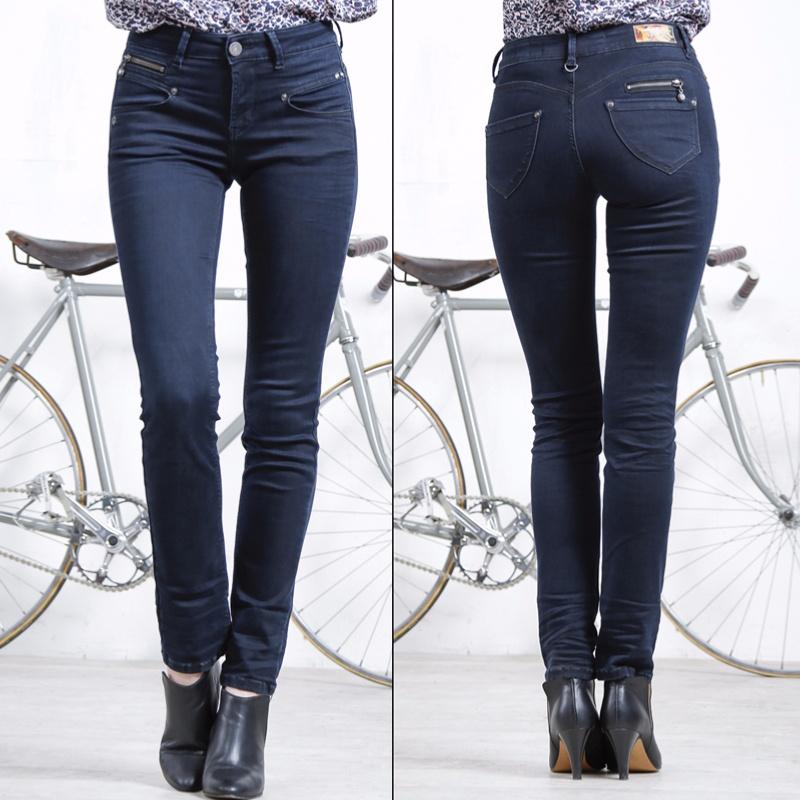Slim Freeman T.Porter Alexa Jeans Femme