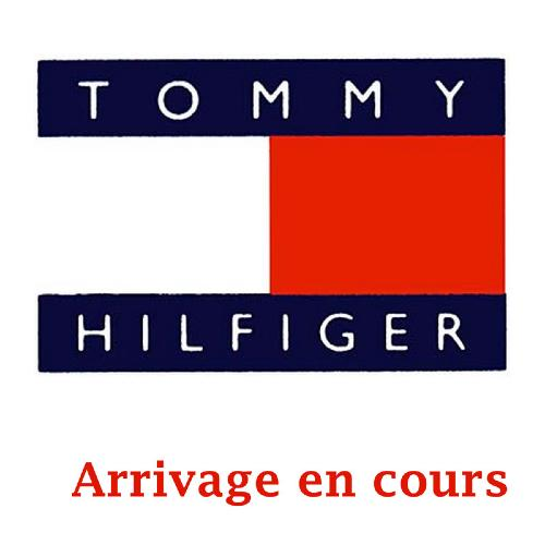 Pantalon Tommy Hilfiger type chino homme modèle Ferry rouge chili pepper