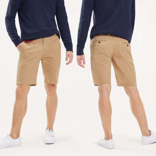 Chino Short Tommy Hilfiger Jeans beige tiger's eye