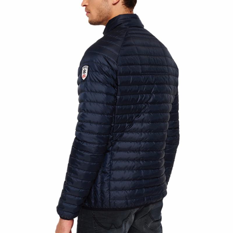 Doudoune en duvet Superdry homme modèle Core Down Jacket bleu marine