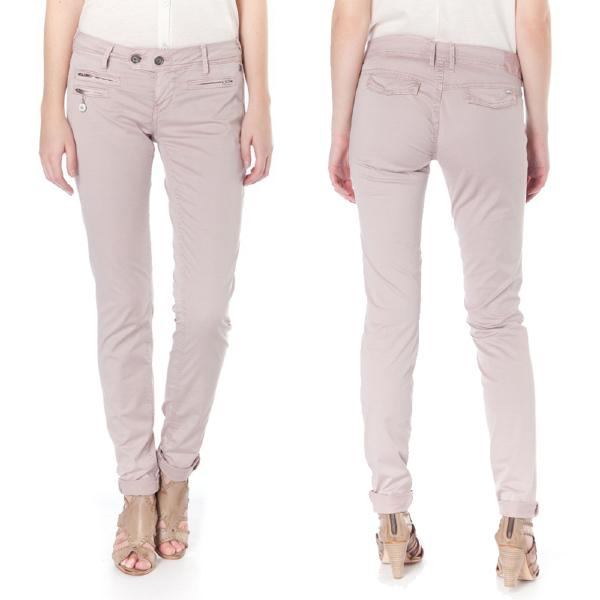 Pantalon femme Freeman T Porter Primera couleur Shadow Gray