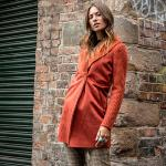 Manteau femme Freeman T Porter Luella orange
