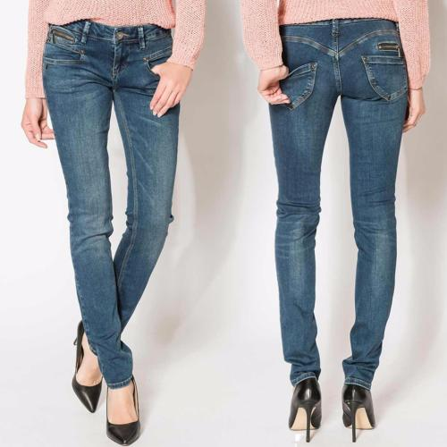 jean femme Freeman T Porter Alexa magic denim flexy night