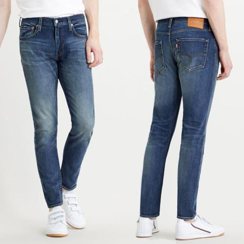 Jean homme Levi's ® 512 red red juice adv coupe slim taper