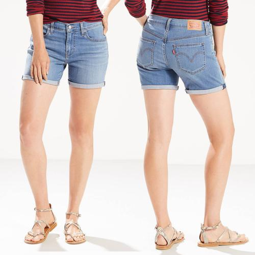 short en jean Levis femme Update North Side 11b004642bb