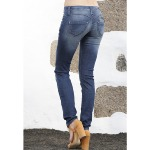Jean femme Freeman T Porter Alexa Slim Magic Fundity